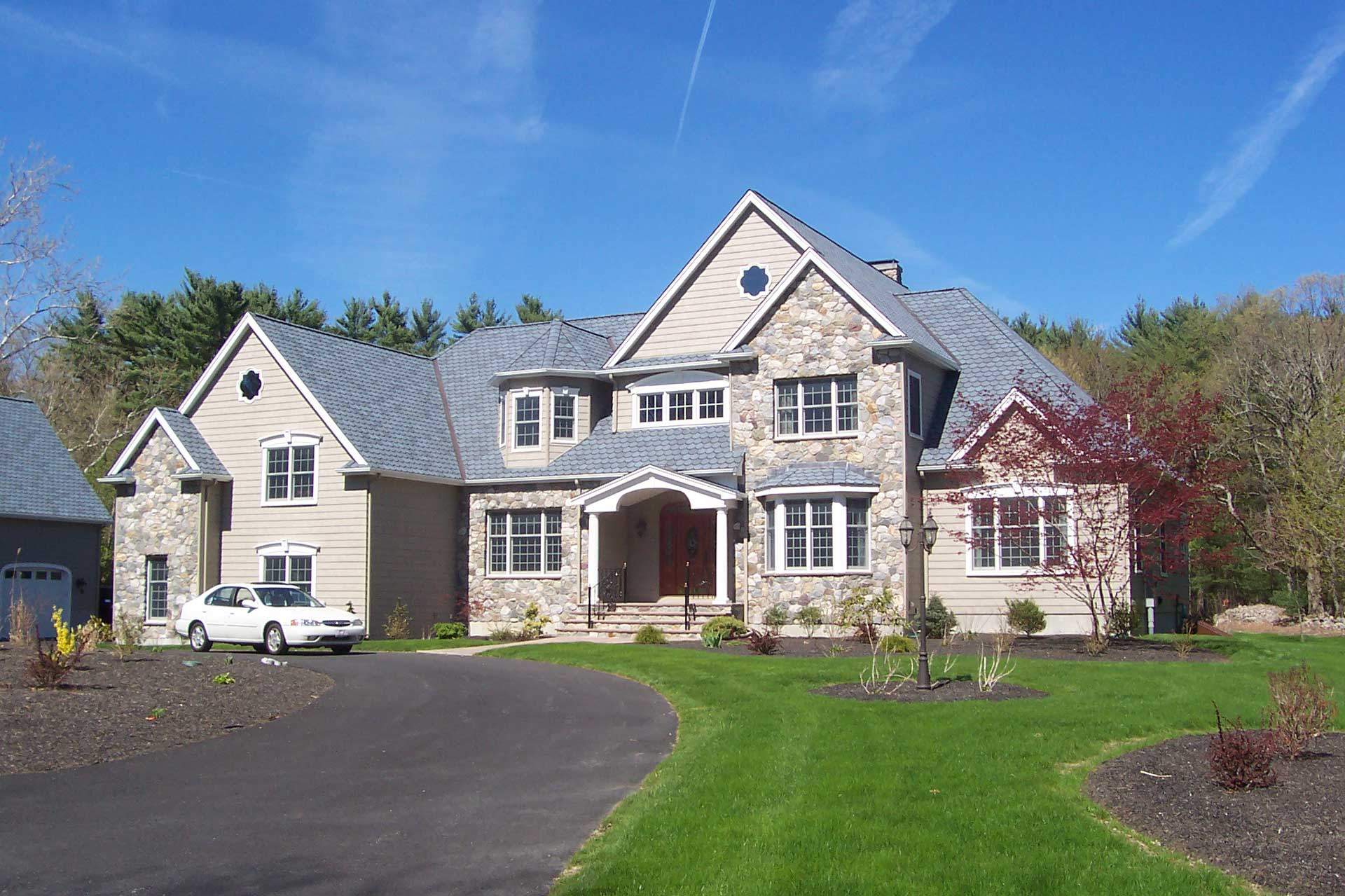Custom homes cme architects inc for Custom home architects
