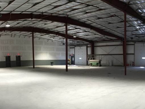 Warehouse at 16 High Street, Plainville MA